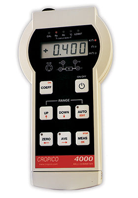 CROPICO DO4000 Handheld Digital Micro Ohmmeter
