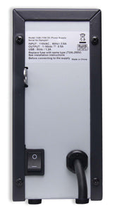 1325: 80 W DC Power Supply: 0-16V, 0-5A; CSA approved