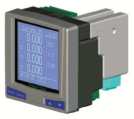 ELCONTROL POLAR STAR Power Quality Analyzer (Panel)-TOP model