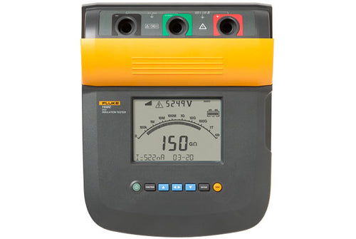 Fluke 1550C Digital Insulation Resistance Tester, 5kV