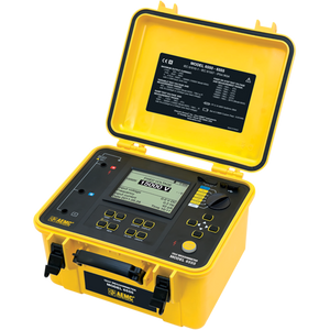 AEMC 6550 Graphical Digital Megohmmeter with DataView Software, 10 kV