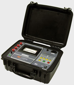 MEGABRAS/TENTECH Mi10KVe 10 kV - High voltage insulation tester