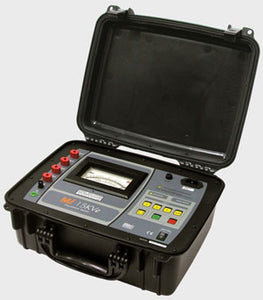 MEGABRAS/TENTECH Mi15KVe 15 kV - High voltage insulation tester
