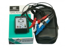 KEW8031F(CSA approved) Phase Indicator with Fused Test Leads
