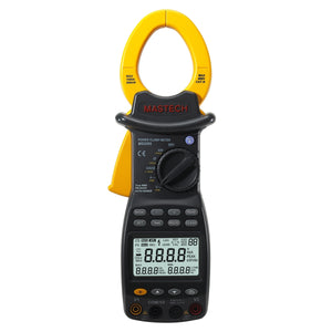 MS2205 Digital Power Clamp Meter Three Phase Harmonic Tester