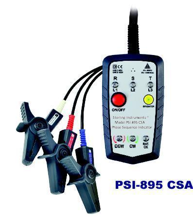 Sterling PSI-895 CSA Non-Contact Safety Phase Indicator