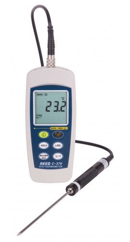 REED C-370 RTD Thermometer
