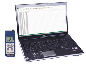 REED SD-4023 Data Logging Sound Level Meter