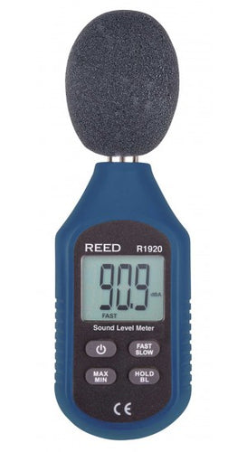 REED R1920 Compact Sound Level Meter