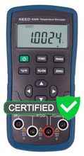 REED R2800 Temperature Simulator with ISO Certificate