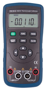 REED R2810 Thermocouple Calibrator with ISO Certificate