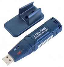 REED R6020 Temperature & Humidity USB Data Logger with ISO certificate