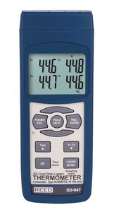 REED SD-947 Data Logging Thermometer