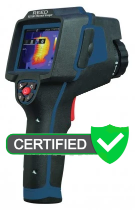 REED R2100 Thermal Imaging Camera with ISO Certificate