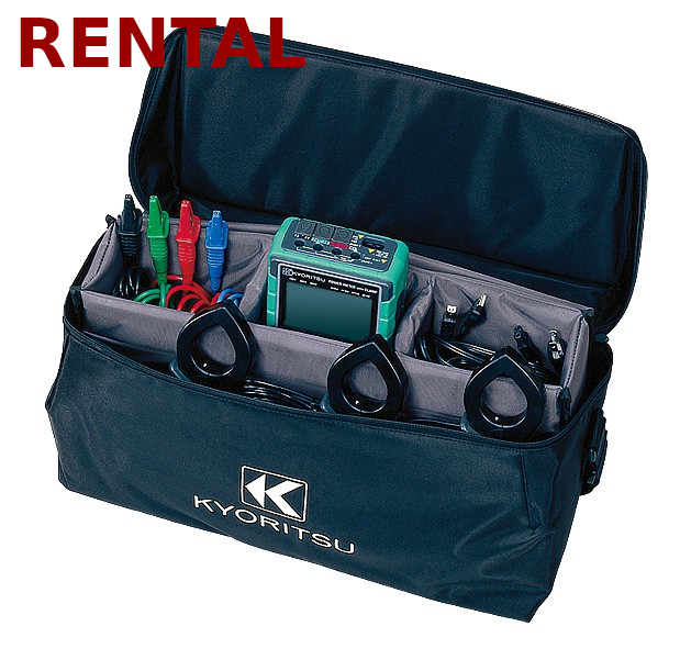 Rental - Kyoritsu KEW 6300  Three Phase Energy Analyzer / Data Logger