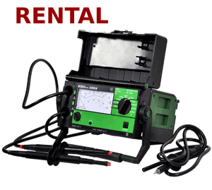 Rental - Sterling insu5000AK 5KV Insulation Tester