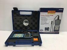 REED CM-8822 Coating Thickness Gauge with ISO certificate