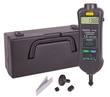 REED R7150 Professional Combination Contact / Laser Photo Tachometer