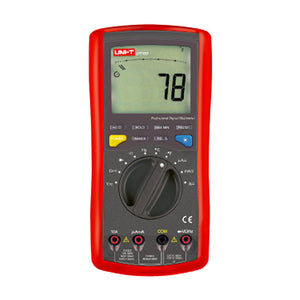 UT70B Portable Handheld Digital Multimeter Temperature Meter