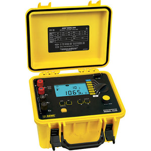 AEMC 6240 Micro-Ohmmeter with DataView Software, 10A