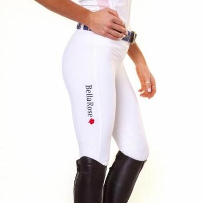 Bella Rose Competition Knee Grip Riding Leggings