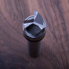 3 Flute Top Bearing Plunge Router Bit - 19mm x 10mm