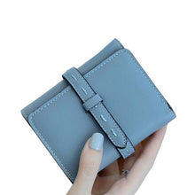 2016 Fashion Women Short Wallets Women Purse Wallet Card Holder Handbag Bag carteras mujer sacoche homme #25
