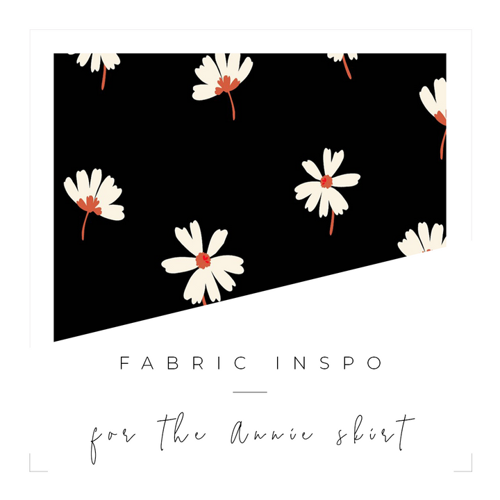 Fabric Edit: Inspiration for the Annie Skirt