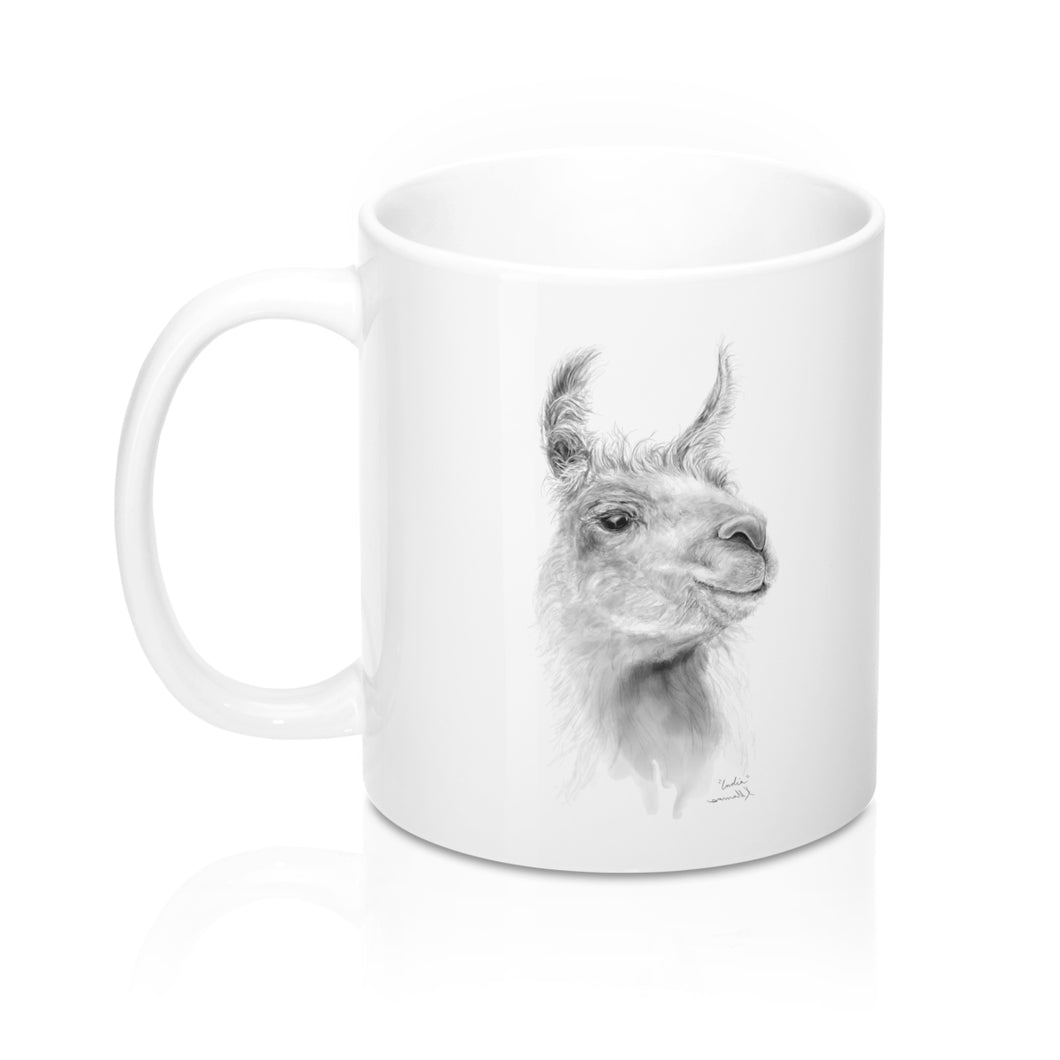 Personalized Llama Mug - INDIA