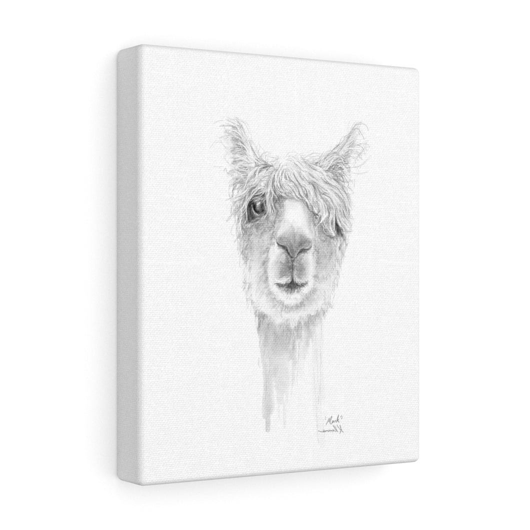 MARK Llama - Art Canvas