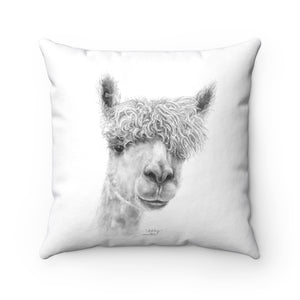 Llama Pillow - ASHLEY