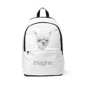 Llama Backpack: IMAGINE