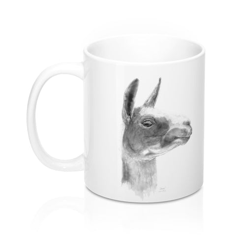 Llama Inspiration Mug: DREAM