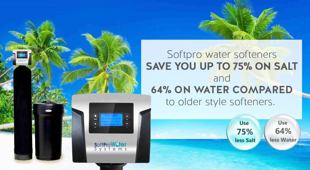 Fleck Water Softeners: Rise to Popularity & Comparison to SoftPro