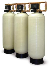 Commercial Water Softeners Commercial Water Softener