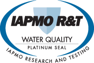 certified water softener