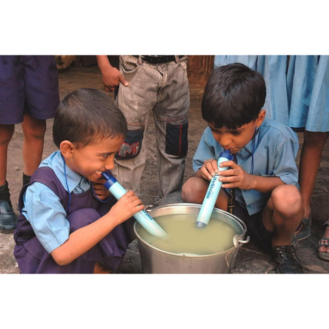 LifeStraw  - Life Straws Personal Water Filter