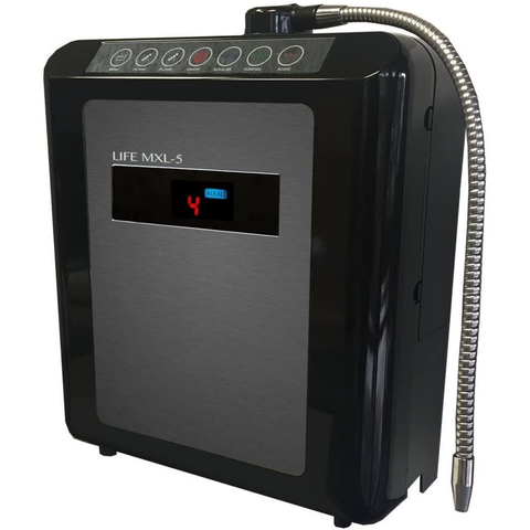 Life Water Ionizer MXL-5™ – Alkaline Water With Hydrogen