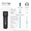 Image of WaterDrop Water Filter | Under Sink Direct Connect Filtration System