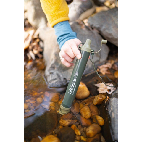 LifeStraw Green  - Life Straws Personal Water Filter