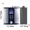 Image of Water Ionizer Vesta H2 by AlkaViva  - Alkaline Water Machine