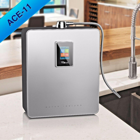 Water Ionizer Alkaline Above-Counter Extreme Water Ionizer ACE 11 by Tyent