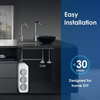 Image of WaterDrop Under Sink Integrated Dual Carbon Filtration System