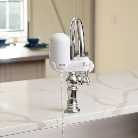 PUR Water Filter - 2 Stage PUR Faucet Filter (FM-3333B)