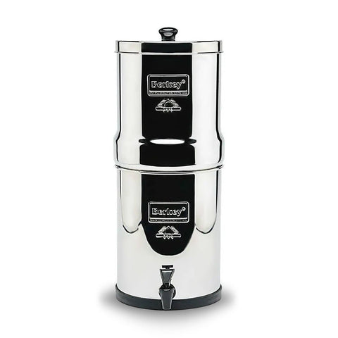 Berkey Water Filter 2020 (Big Berkey, Royal Berkey, Travel Berkey Water Purification)