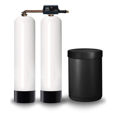 Fleck 9500 SXT Commercial Water Softener - Twin Tank