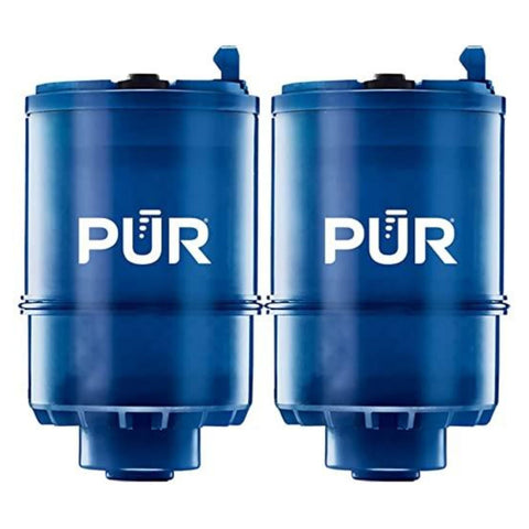 PUR Water Filter Replacement (2 Pack) - MineralClear Faucet Water Filter (RF-9999-2)