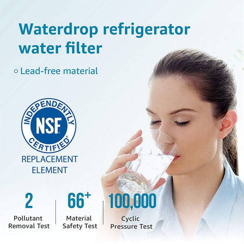 LG Refrigerator Water Filter Replacement by WaterDrop