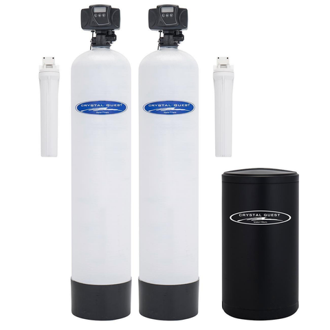 Whole House Water Filter - SMART Filtration System by Crystal Quest