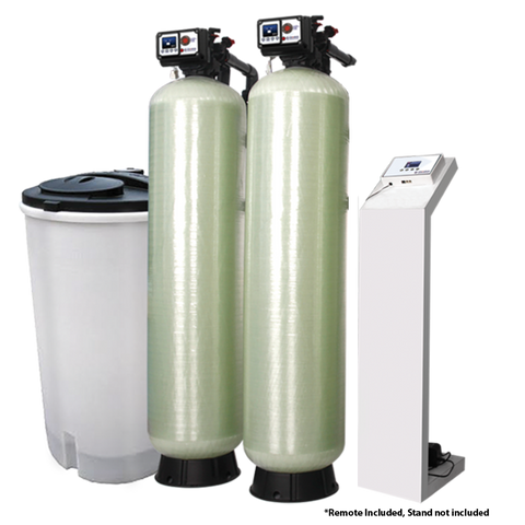 SoftPro Commercial Progressive Flow 95 Series Duplex Water Softener
